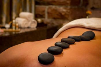 Back with Massage Stones - Non Needle Packages with Gabrielle Zlotnik